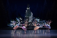 The Nutcracker | Hong Kong Ballet Dancers | Photographer: Conrad Dy-Liacco