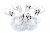 The Nutcracker Promotional Image | Hong Kong Ballet Dancers | Photographer: Ricky Lo